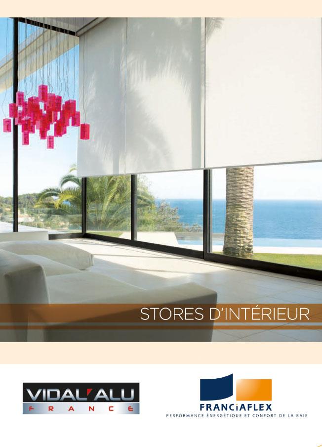 Store intérieur Vidal Alu
