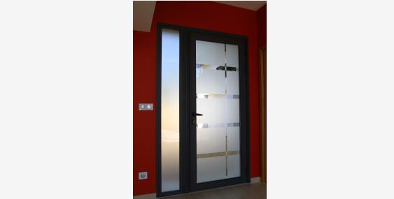 Porte Vidal Alu