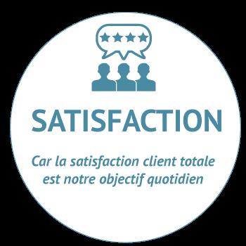 Satisfaction vidal'Alu