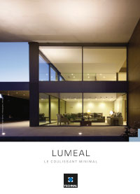 Coulissant minimal Lumeal Vidal Alu